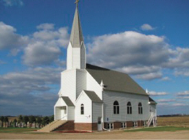 St. John's Lutheran Church, Holloway Minnesota