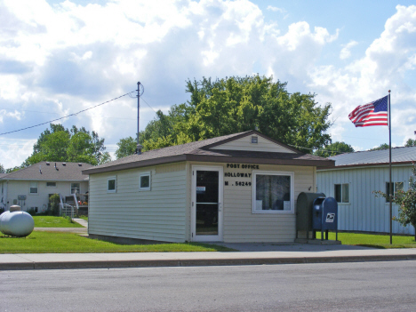 Post Office, Holloway Minnesota, 2014