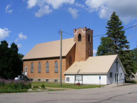 Immanuel Lutheran Church, Holloway Minnesota, 2014