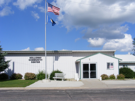 Community Center and City Offices, Holloway Minnesota, 2014
