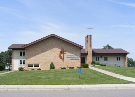 United Methodist Church, Jeffers Minnesota, 2014