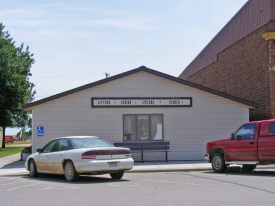 Senior Citizens Center, Jeffers Minnesota