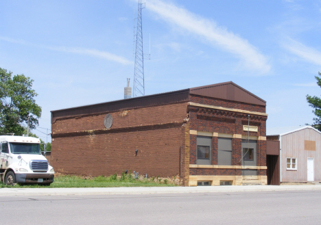 Former Bank, Jeffers Minnesota, 2014