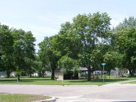 City Park, Jeffers Minnesota, 2014