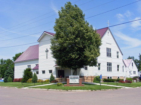 Trinity Lutheran Church, Jeffers Minnesota, 2014