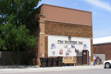 The Slipper Inn Bar, Jeffers Minnesota, 2014