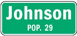 Johnson Minnesota population