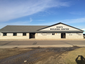 Don's Building Center, Kerkhoven Minnesota