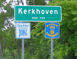 Welcome to Kerkhoven Minnesota!