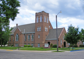 Lutheran Church, Kerkhoven Minnesota
