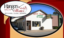 Apple Blossom Laundromet & Dry Cleaners, La Crescent Minnesota