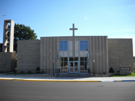 Crucifixion Catholic Church of La Crescent Minnesota