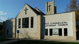 First Lutheran Church, La Crescent Minnesota