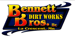 Bennett Brothers Dirt Works LLC, La Crescent Minnesota