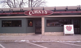 Corky's Pizza and Ice Cream, La Crescent Minnesota