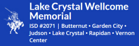 Lake Crystal Wellcome Memorial