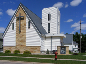 Trinity Lutheran Church, Lake Crystal Minnesota