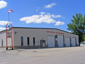 Lake Crystal Fire Department, Lake Crystal Minnesota