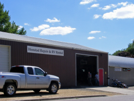 Honstad Repair and RV Rentals, Lake Crystal Minnesota