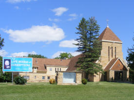 Holy Family Catholic Church, Lake Crystal Minnesota