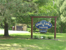 Gull Lake Motel, Lake Shore Minnesota
