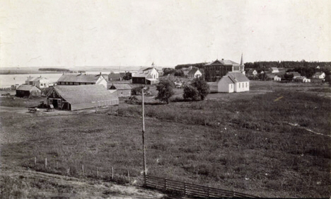 General view, Lake Wilson Minnesota, 1909