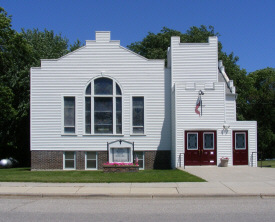 United Methodist Church, Lake Wilson Minnesota