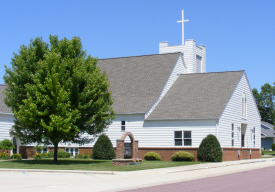 Good Shepherd Lutheran Church, Lake Wilson Minnesota