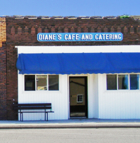 Diane's Cafe and Catering, Lake Wilson Minnesota
