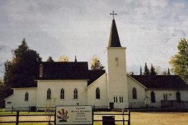 Malvik Lutheran Church, Laporte Minnesota