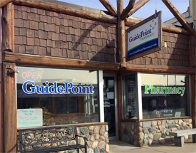 Guide Point Pharmacy, Longville Minnesota