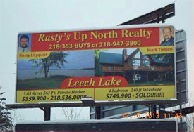 Rusty's Up North Realty