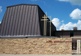 United Methodist Church, Luverne Minnesota