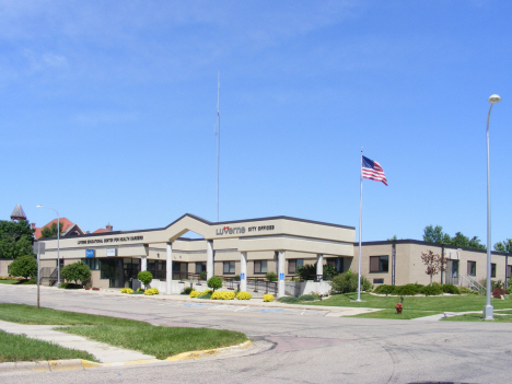 City Offices, Luverne Minnesota, 2014