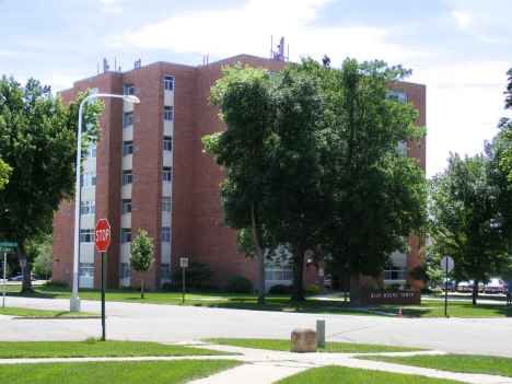Blue Mound Tower Apartments, Luverne Minnesota, 2014