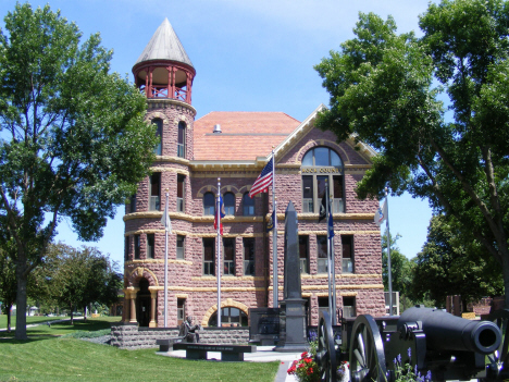 Rock County Courthouse, Luverne Minnesota, 2014