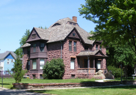 Hinkley House, Luverne Minnesota
