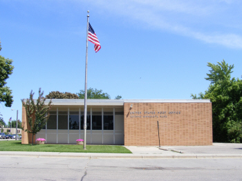 US Post Office, Luverne Minnesota