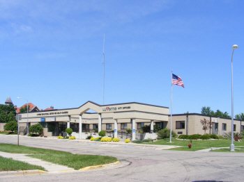 City Hall, Luverne Minnesota