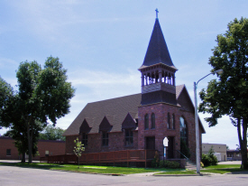 Holy Trinity Episcopal Church, Luverne Minnesota