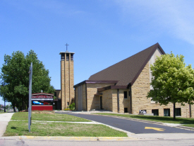 Grace Lutheran Church, Luverne Minnesota