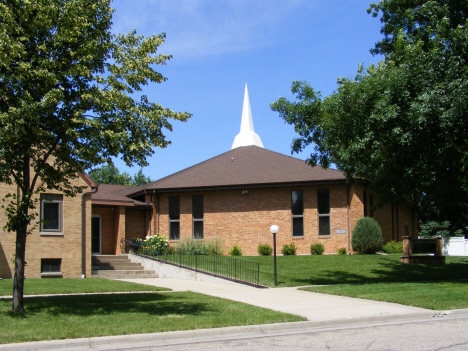 Christian Reformed Church, Luverne Minnesota, 2014