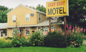 Cozy Rest Motel, Luverne Minnesota
