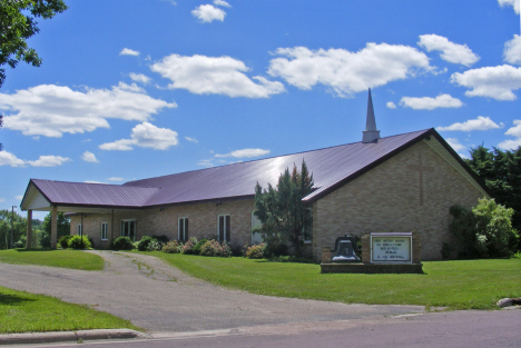First Baptist Church, Madelia Minnesota, 2014