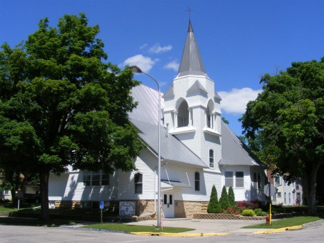United Methodist Church, Madelia Minnesota, 2014