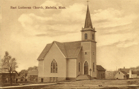 East Lutheran Church, Madelia Minnesota, 1910