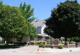 Zahrbock Funeral Home, Madison Minnesota