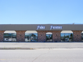 Fisher Furniture, Madison Minnesota
