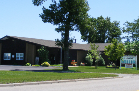 Lac qui Parle County Museum, Madison Minnesota