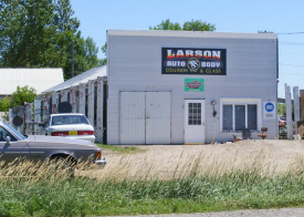 Larson Auto Body, Madison Minnesota